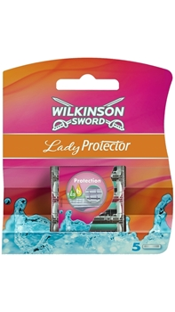 Picture of Wilkinson Sword Lady Protector Yedek Bıçak 5'li