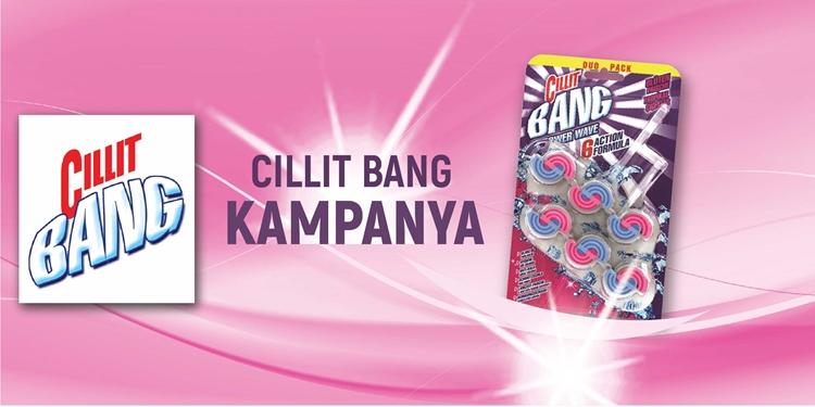 CILLIT BANG KAMPANYA kampanya resmi