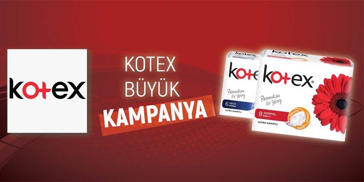Kotex Kampanya kampanya resmi
