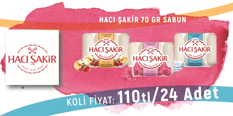 Hacı Şakir Kampanyası kampanya resmi