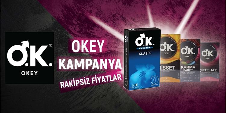 OKEY KAMPANYA OZEL FIYATLAR kampanya resmi