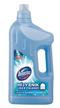 Resim Domestos Sıvı Leke Çıkarıcı Beyaz & Açık Renkli Çamaşırlar 1 Lt