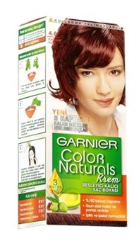 Picture of Garnier Color Naturals Kestane Kızıl Saç Boyası No:4.6