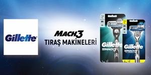MACH 3 TIRAŞ MAKİNELERİ KAMPANYASI kampanya resmi