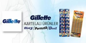 GILLETTE KARTELA KAMPANYASI kampanya resmi