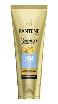 Picture of Pantene 3 Minute Miracle Saç Bakım Kremi Nem Terapisi 200 ML