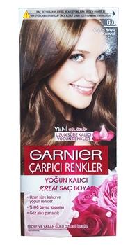 Picture of Garnier Çarpıcı Renkler 6.0 Yoğun Koyu Kumral Saç Boyası