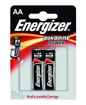 Resim Energizer Power AA Kalem 2 li Paket