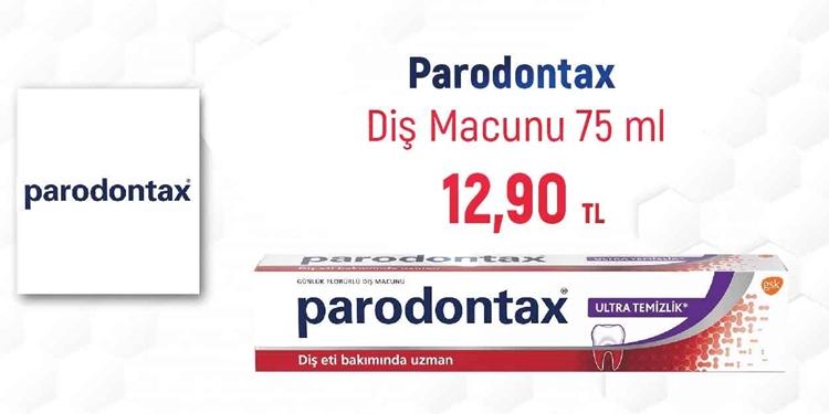Parodontax Kampanya kampanya resmi