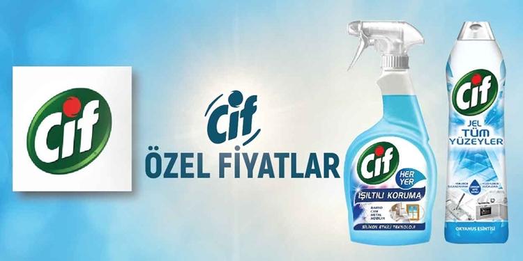 CİF ÖZEL FİYATLAR KAMPANYASI kampanya resmi
