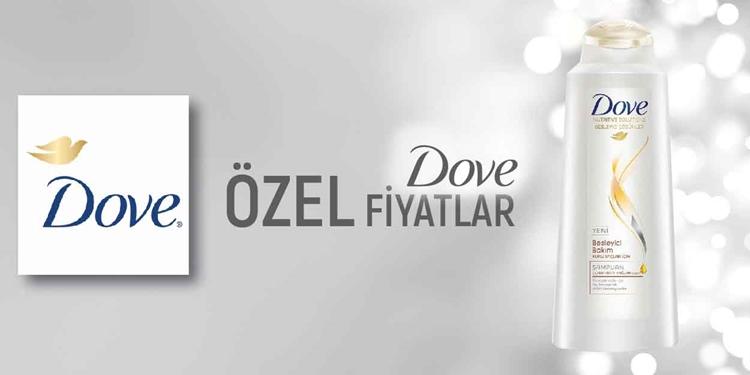 DOVE ÖZEL FİYATLAR KAMPANYASI kampanya resmi