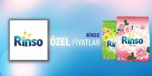 RİNSO ÖZEL FİYATLAR KAMPANYASI kampanya resmi