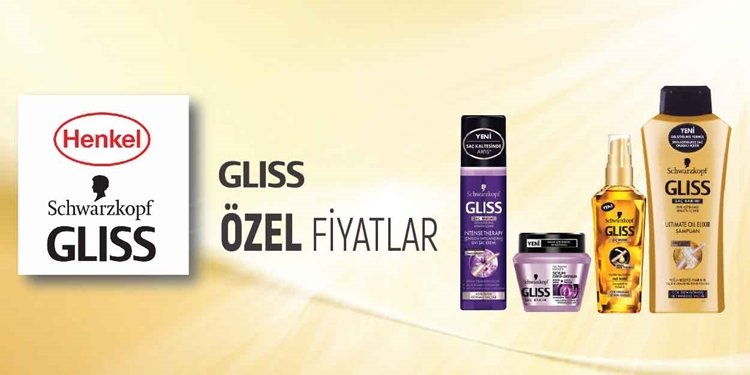 GLISS KAMPANYASI kampanya resmi
