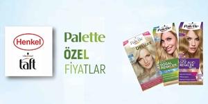 PALETTE KAMPANYASI kampanya resmi