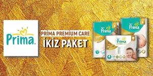 Prima Premium Care İkiz Paket Kampanyası kampanya resmi