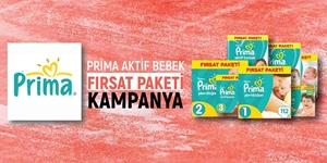 Prima Fırsat Paketi Kampanyası kampanya resmi