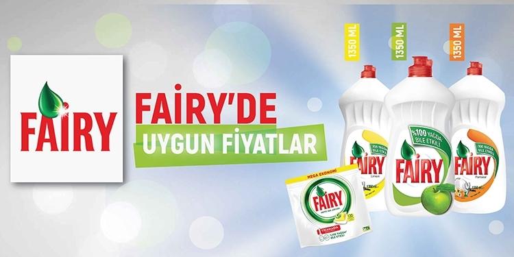 FAIRY KAMPANYASI kampanya resmi