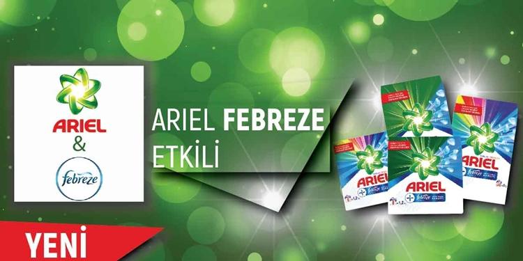 ARİEL KAMPANYASI kampanya resmi