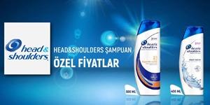 HEAD&SHOULDERS ŞAMPUAN KAMPANYA kampanya resmi