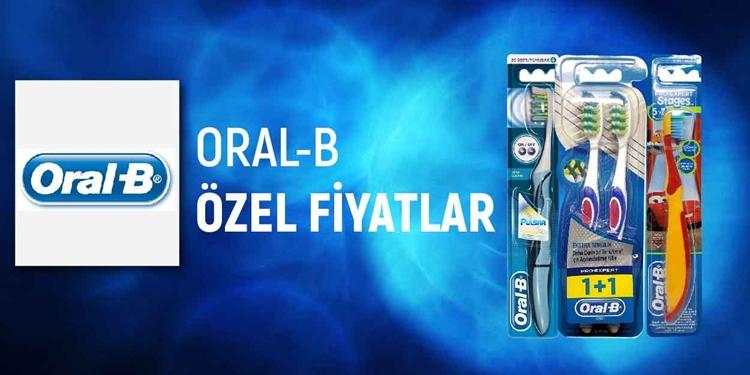 ORAL-B ÖZEL FİYATLAR KAMPANYA kampanya resmi