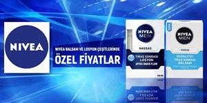 NIVEA BALSAM VE LOSYON ÇEŞİTLERİ KAMPANYA kampanya resmi