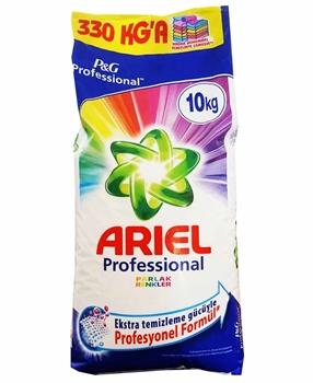 Resim Ariel Parlak Renkler Toz Çamaşır Deterjanı 10 kg