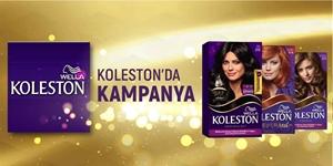 KOLESTON KAMPANYASI kampanya resmi
