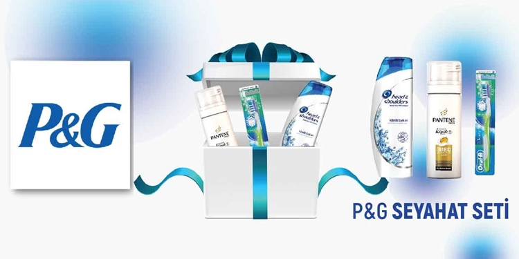 P&G ÖZEL SEYAHAT SET KAMPANYA kampanya resmi