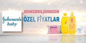 JOHNSON & JOHNSON ÖZEL FİYATLAR kampanya resmi