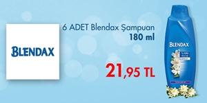 Blendax 3+3 Yüzde 50 İndirim Kampanyası! kampanya resmi