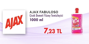 AJAX KAMPANYASI kampanya resmi