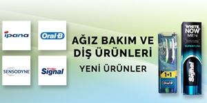 Ağız Bakım ve Diş Ürünleri kampanya resmi
