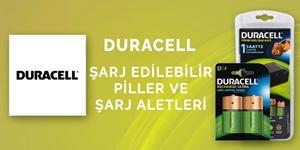 Duracell Şarjlı Piller kampanya resmi