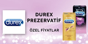 DUREX PREZARVATİFLERDE KAMPANYA kampanya resmi