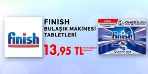 Finish Bulaşık Makinesi Tabletleri kampanya resmi
