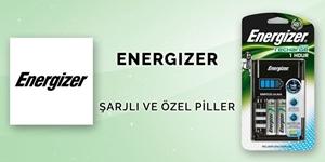 ENERGIZER ŞARJLI VE ÖZEL PİLLERDE KAMPANYA kampanya resmi