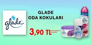 Glade Oda Kokuları kampanya resmi