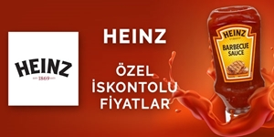 Heinz Özel İndirimli Fiyatlar kampanya resmi