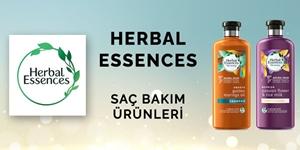 Herbal Essences Şampuan ve Saç Kremleri kampanya resmi