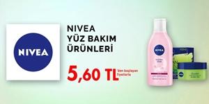 Nivea Yüz Bakım Ürünleri kampanya resmi