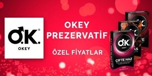 Okey Prezervatiflerde Özel Fiyatlar kampanya resmi