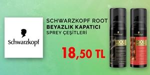 Root Beyaz Kapatıcı Spreylerde Özel Fiyat kampanya resmi
