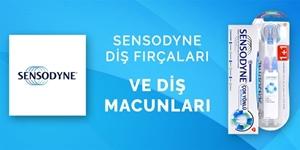 Sensodyne Diş Macunları ve Diş Fırçaları kampanya resmi