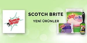 Scotch Brite Yeni Ürünler kampanya resmi