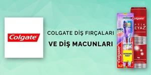 Colgate Diş Fırçaları ve Diş Macunları kampanya resmi