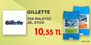 Gillette Ter Önleyici Jel Stick kampanya resmi