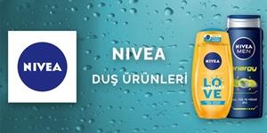 Nivea Duş Ürünleri kampanya resmi
