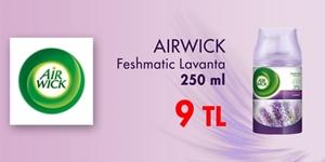 Airwick Freshmatic Lavanta Yedek Çeşitlerinde Kampanya! kampanya resmi