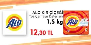 ALO ÇEŞİTLERİNDE ÖZEL FİYATLAR kampanya resmi