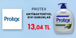 Protex Antibakteriyel Sıvı Sabunlar kampanya resmi
